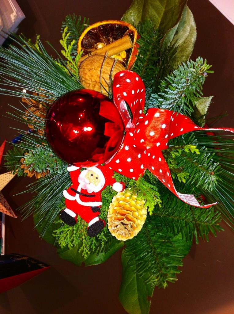 Weihnachtliches in der Kanzlei Recht am Ring in Hamburg Harburg
